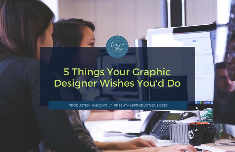 graphic designer insights