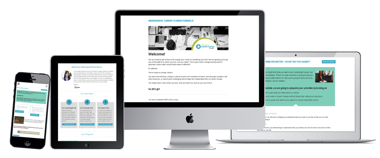 membership site production