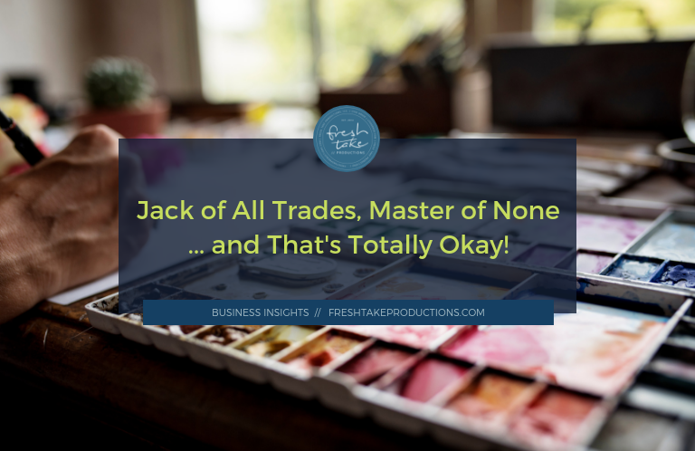 Jack of All Trades