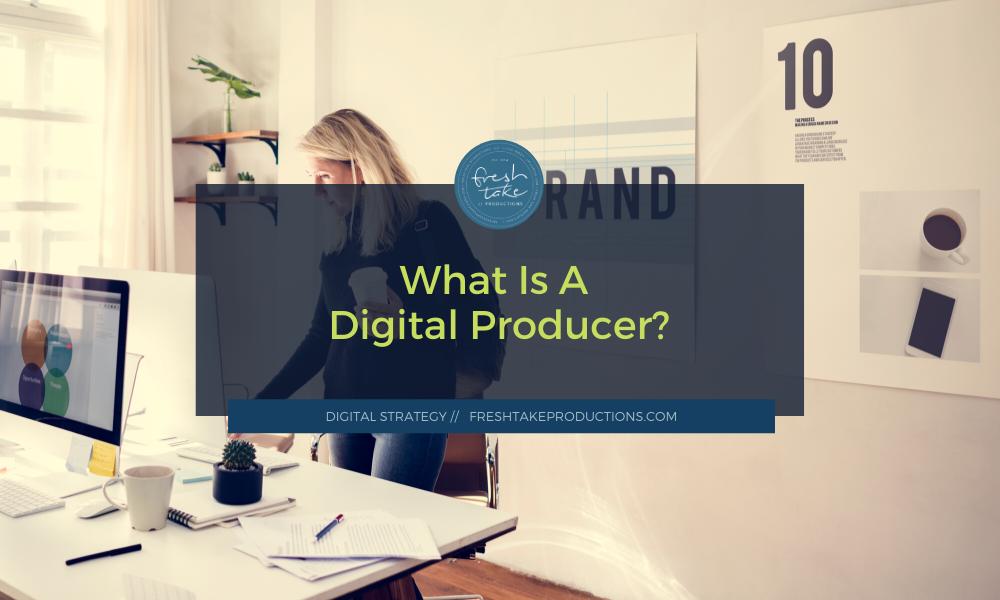 digital producer