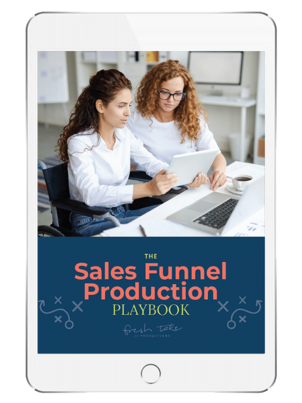 sales funnel production