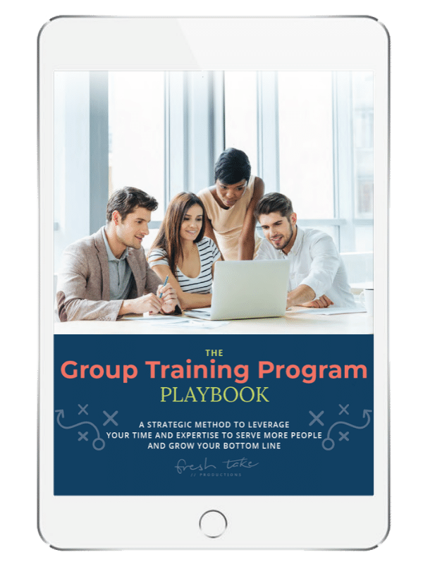 group training program