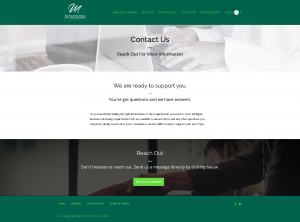 Thinkific Contact Us Page